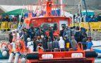Salvamento Marítimo traslada a Almería a 33 subsaharianos que llegaron en patera a la isla de Alborán