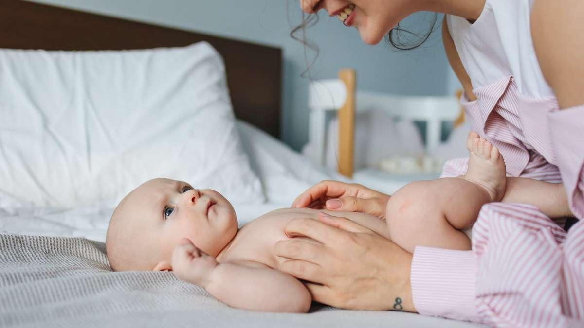 Esta afección es muy habitual en los recién nacidos