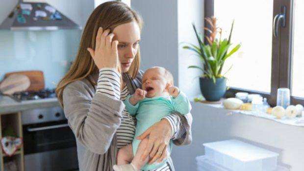 Bebés nerviosos: 5 situaciones que les estresan y cómo podemos ayudarles