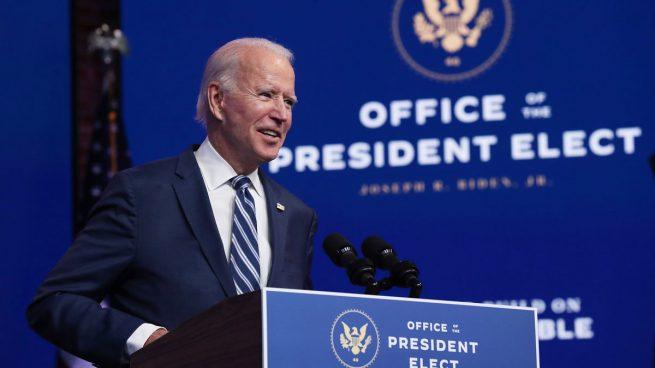 Joe Biden, presidente electo de Estados Unidos (Foto: AFP)