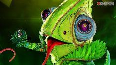 Camaleón en Mask Singer