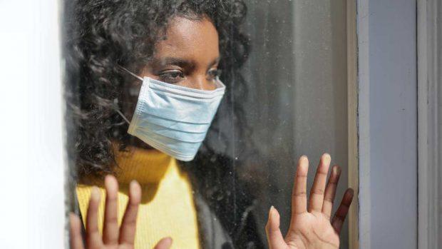 Coronavirus por contagio