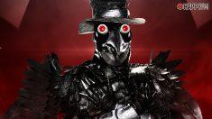 Cuervo en Mask Singer