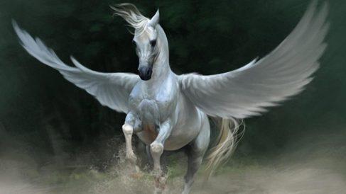 Pegaso, el caballo de los dioses