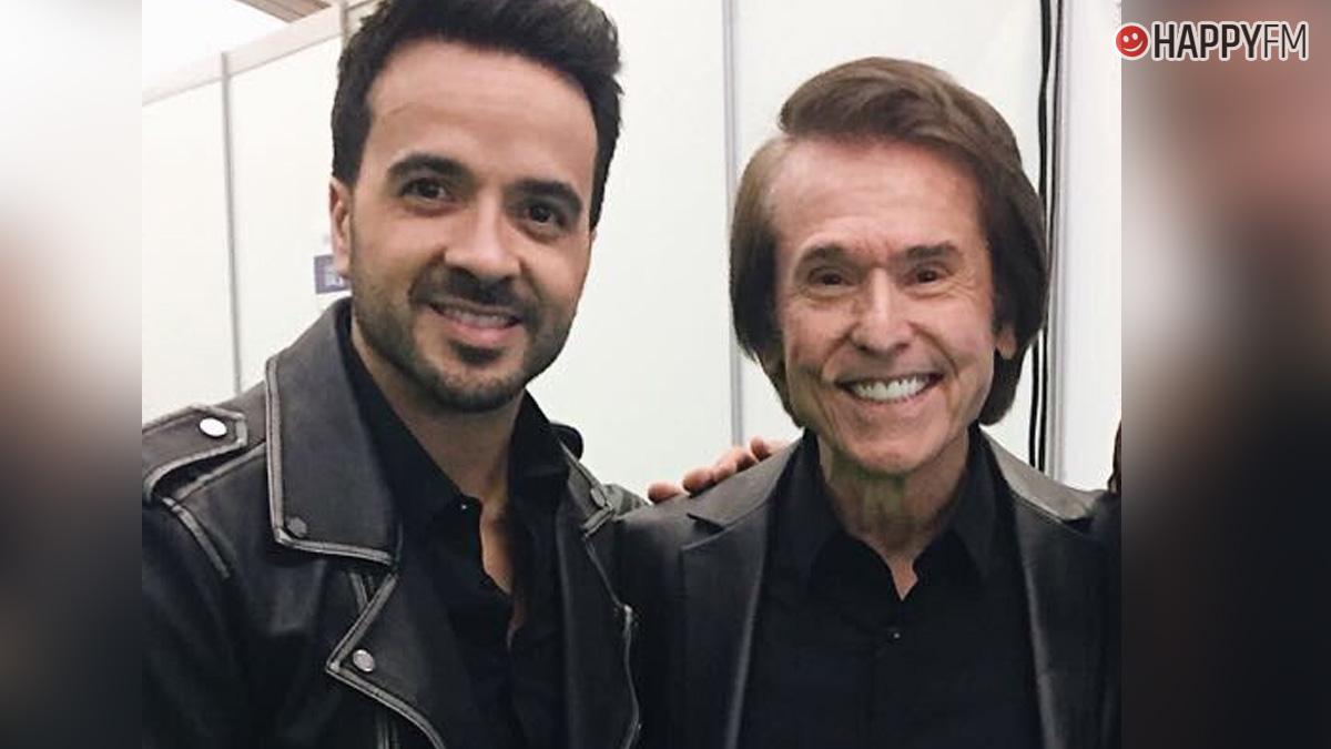 Raphael y Luis Fonsi