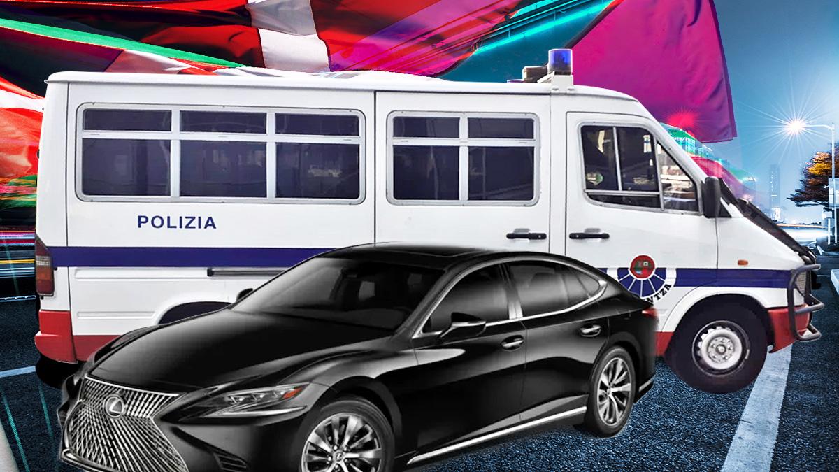 Íñigo Urkullu gasta 1,7 millones en 3 coches para sus consejeros mientras los de la Ertzaintza se caen a pedazos.