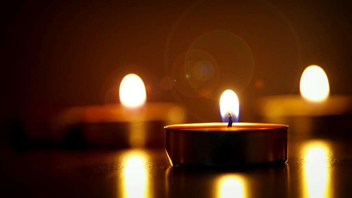 Las velas proporcionan un ambiente mágico en cualquier rincón