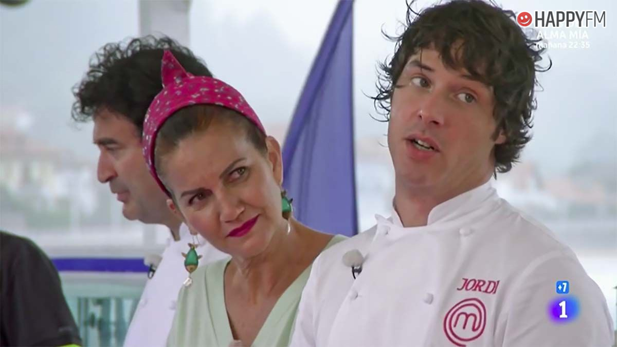 Jordi Cruz en Masterchef Celebrity