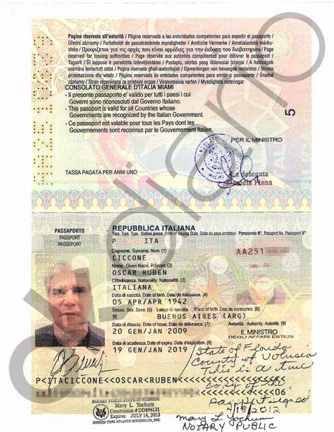 Los documentos que prueban que el dueño de Joselito negoció un pelotazo de 300 millones como testaferro de Cabello