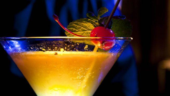 Cocktail caribeño
