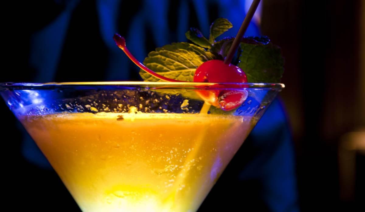 Receta de cocktail caribeño