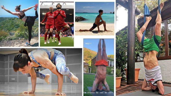 Salah, Lewandowski, Djokovic… el yoga arrasa entre los deportistas de élite: estos son sus beneficios