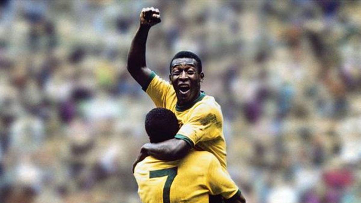 El 19 de noviembre de 1969, Pelé marcó su gol número 1.000