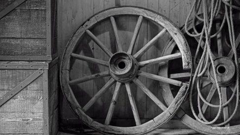 La rueda uno de los mayores inventos de la historia
