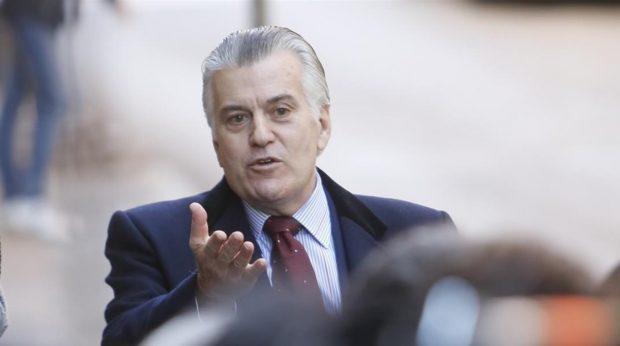 Luis Bárcenas, ex tesorero del PP.