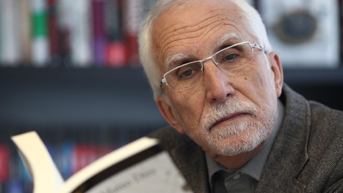 Luis Mateo Diez, galardonado con el Premio Nacional de las Letras 2020. Foto: EP