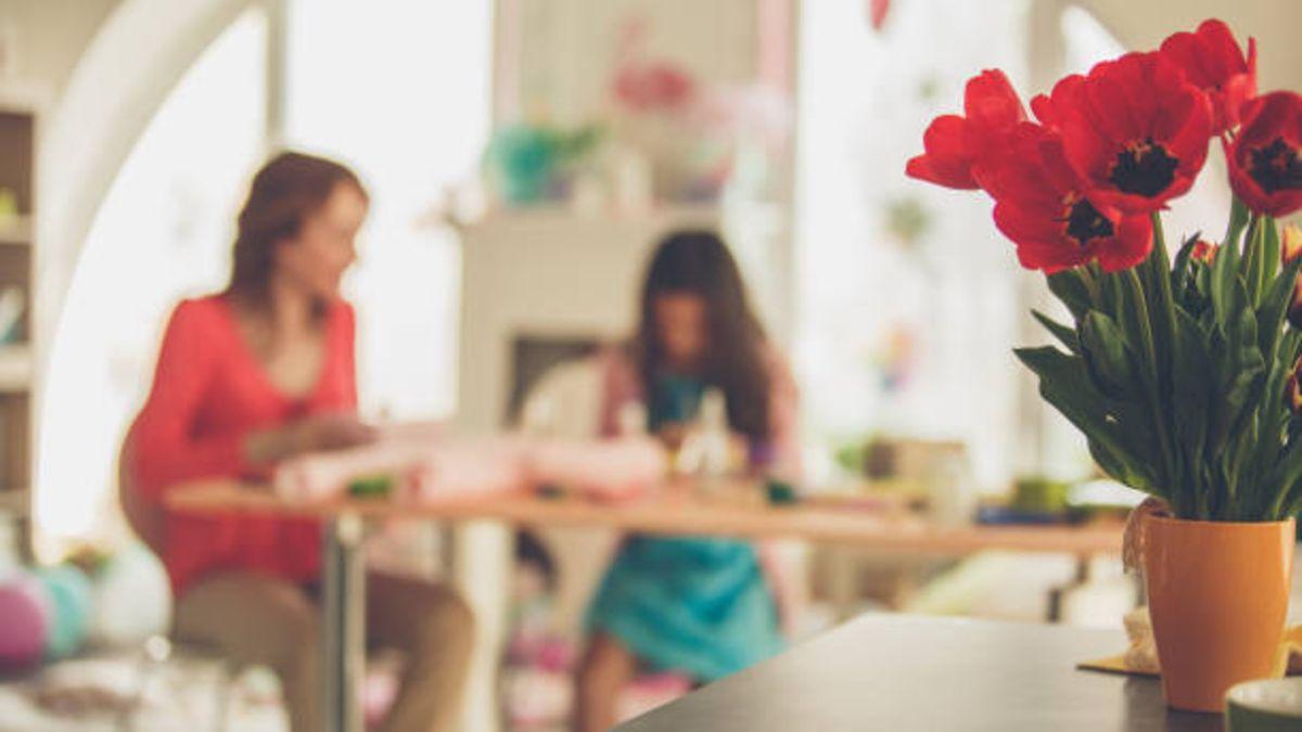 Ideas de manualidades de papel tisú que podemos hacer con los niños en casa