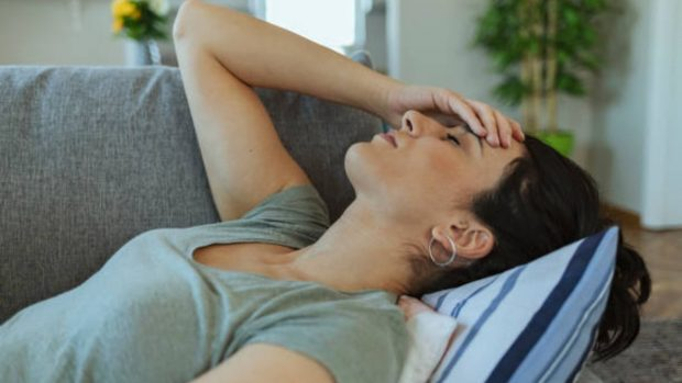 migrañas embarazo
