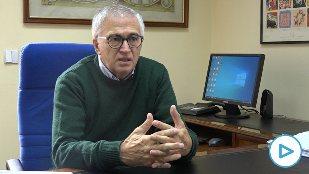 Nemesio Rodríguez, presidente de la FAPE