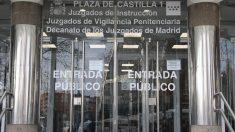 Juzgados de Plaza Castilla. Foto: EP