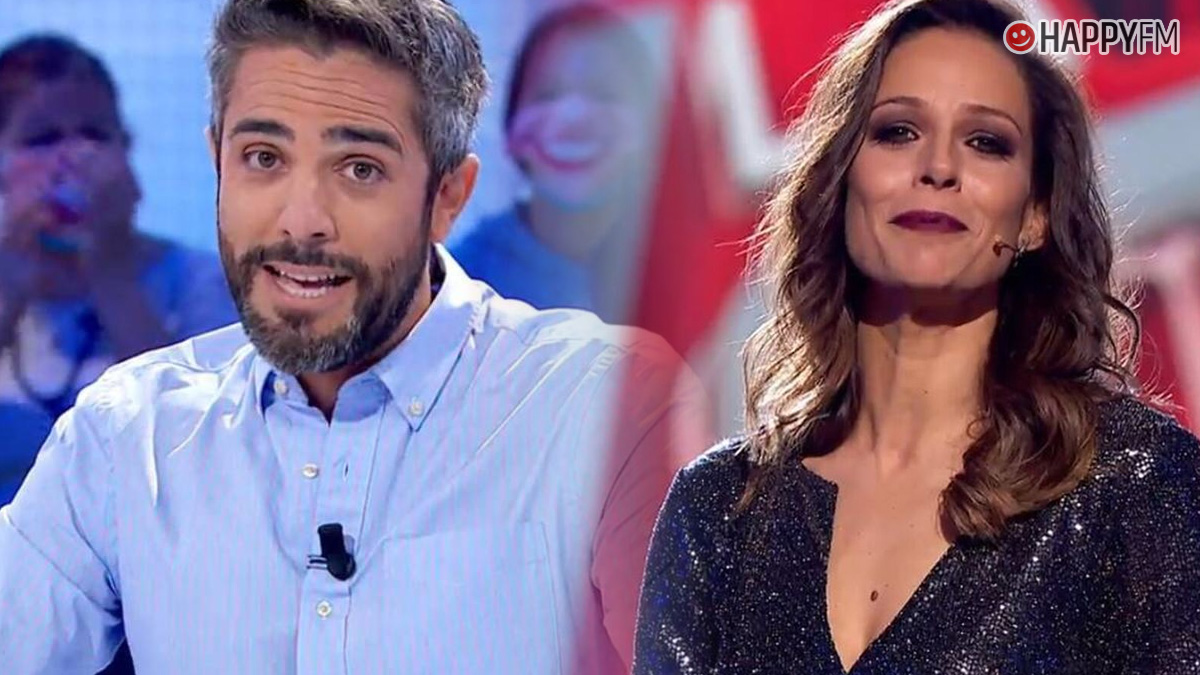Roberto Leal y Eva González
