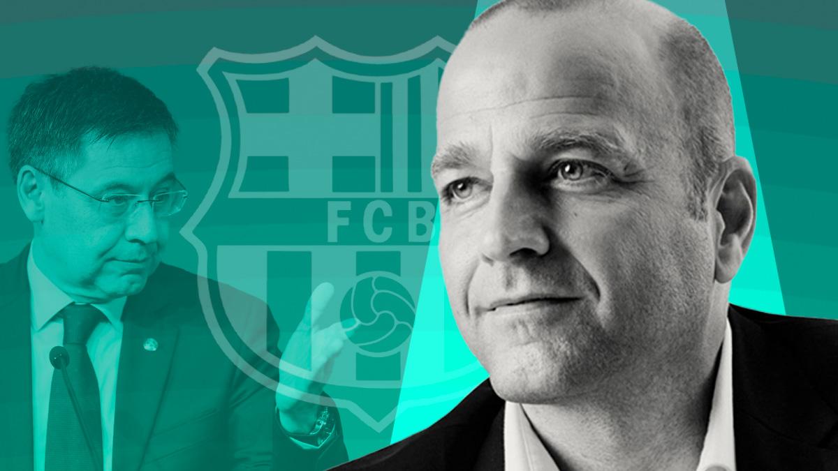 Bartomeu quiere seguir 'manejando' el Barcelona.