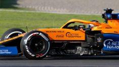 Carlos Sainz en los Libres del Gran Premio de Turquía. (AFP)
