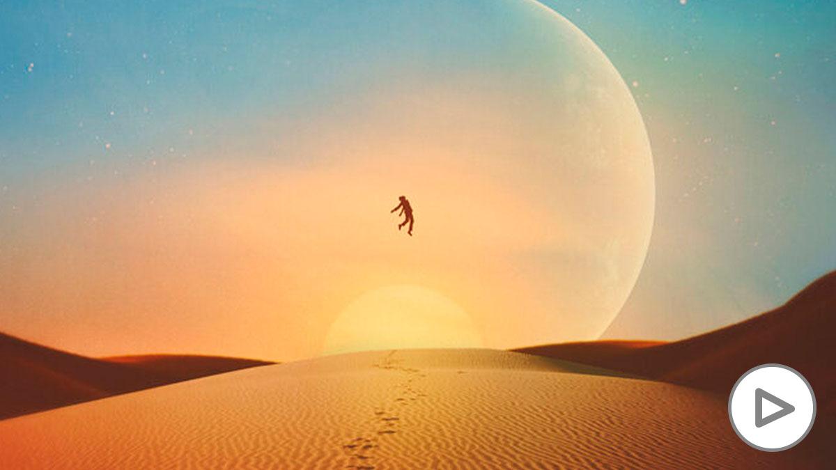 Portada de 'Constelaciones de humo' el nuevo disco de El Canijo de Jerez
