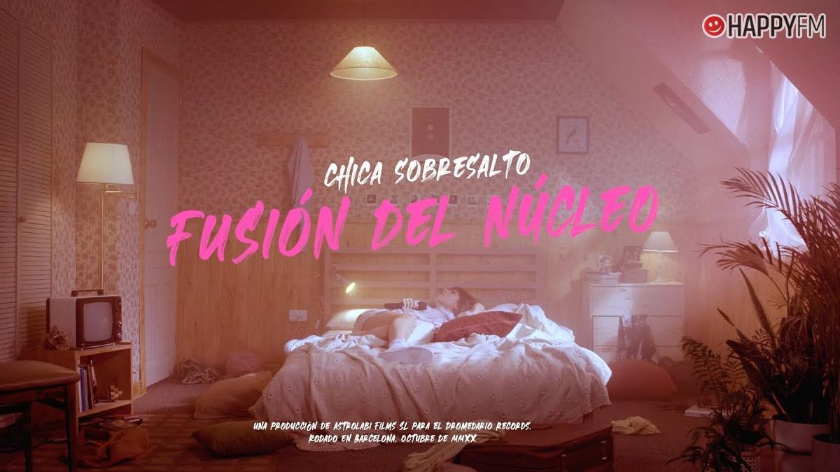 Chica Sobresalto estrena una de las canciones más esperadas: 'Fusión del núcleo'