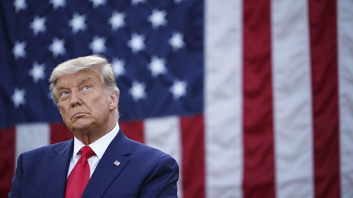 Donald Trump, ex presidente de Estados Unidos.