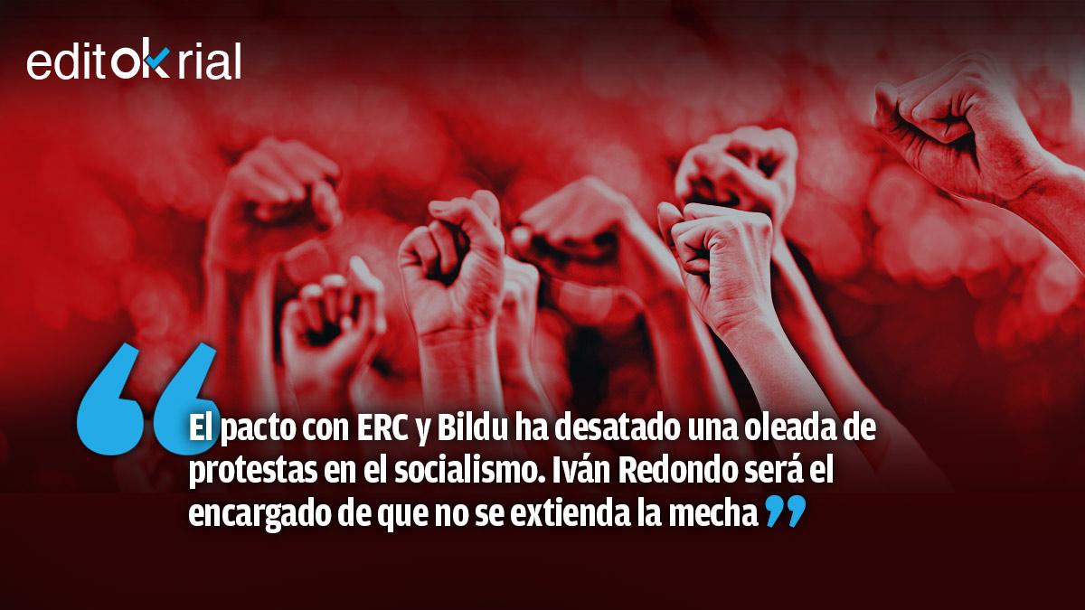 Sánchez lanza a «Iván el Terrible» a sofocar la revuelta de los socialistas críticos