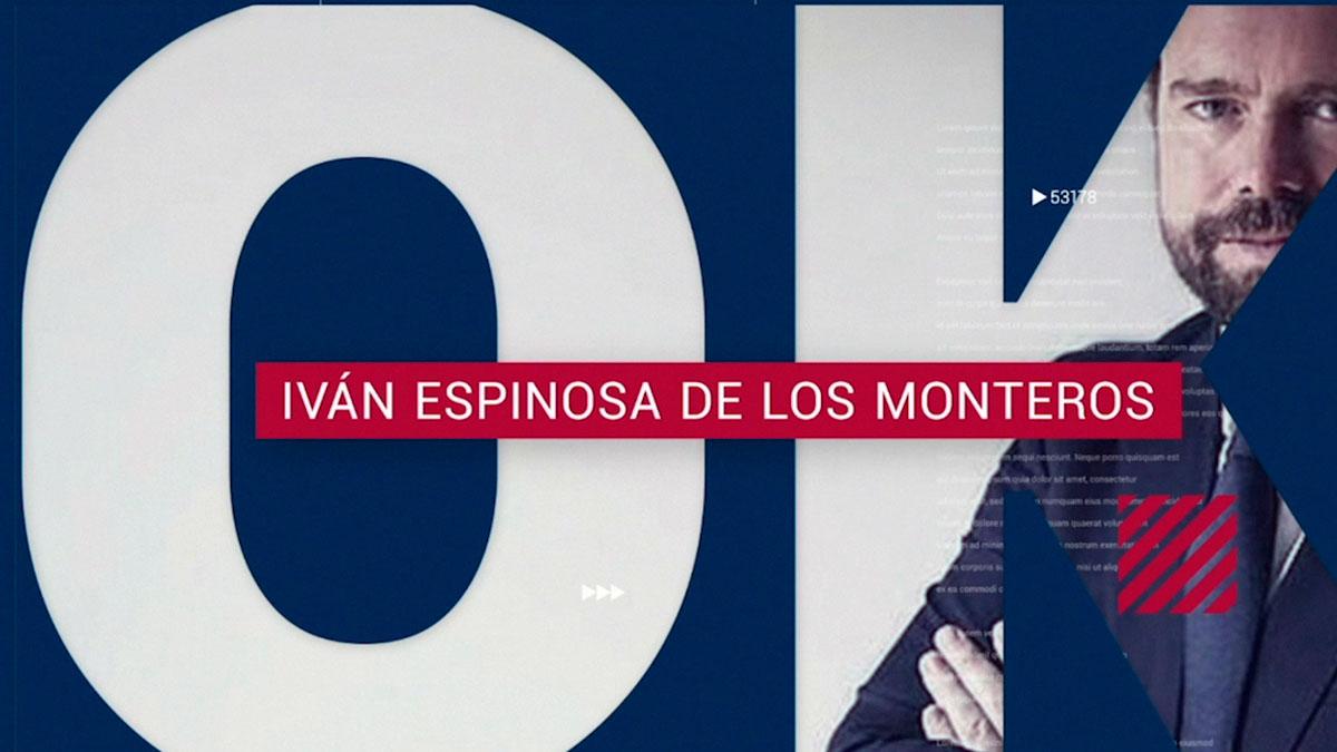 DIRECTO: Entrevista a Iván Espinosa de los Monteros (VOX) en 'Hoy Responde'