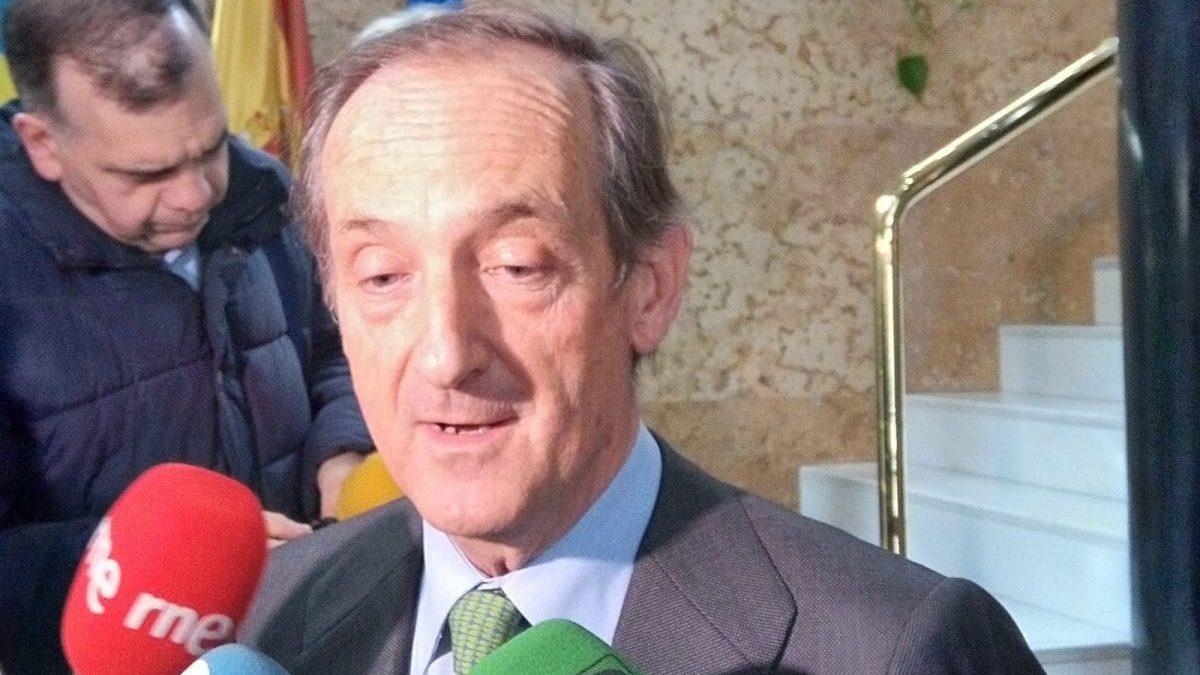 Ignacio Colmenares, CEO de Ence