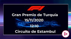 Gran Premio de Turquía de Fórmula 1 | Hora y cómo ver en televisión la carrera de Fórmula 1.