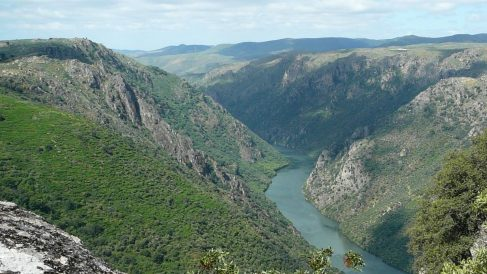 Parque Natural Arribes del Duero, Salamanca