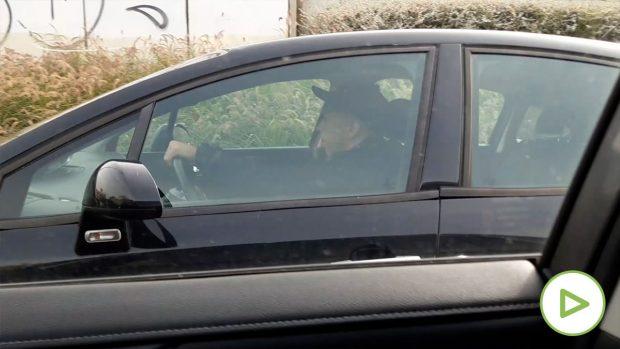 Un conductor graba un apuñalamiento por una discusión de tráfico en Madrid
