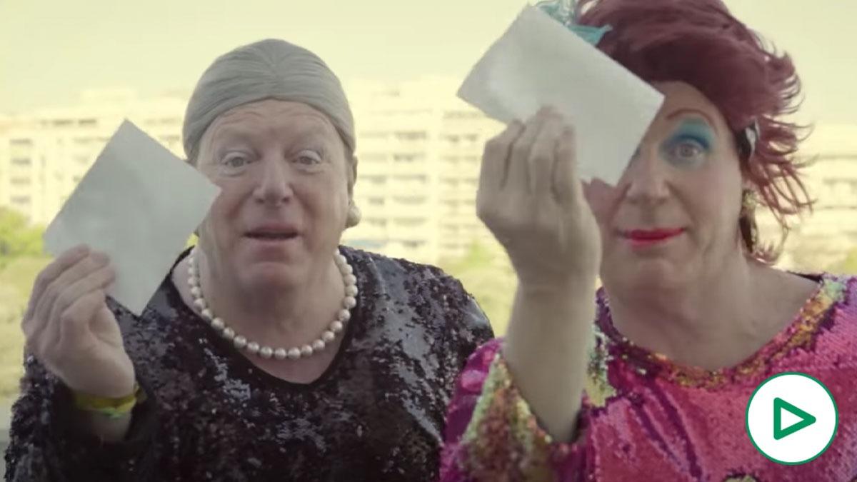 Los Morancos son tendencia por una canción que pide no «robar bicicletas y protestar con las papeletas»