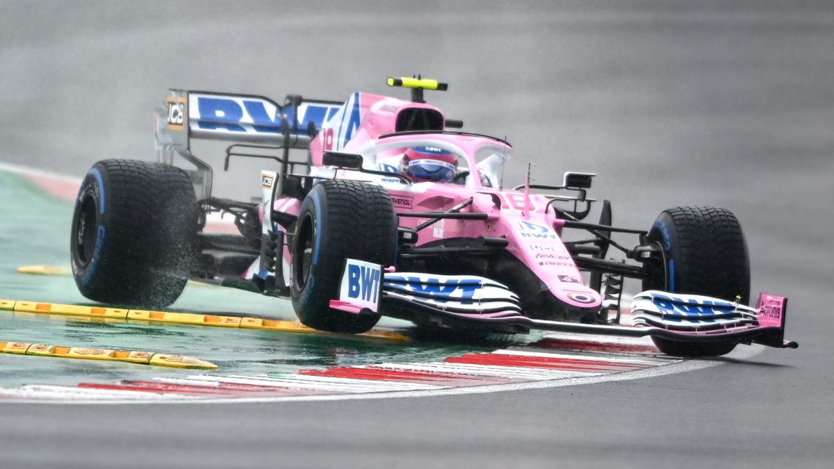 Stroll sorprende y se lleva su primera pole y Carlos Sainz no pasa de la Q2