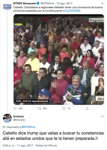 Un cómplice del bono de Diosdado Cabello huyó de Venezuela y se instaló en Texas tras cobrar de Joselito