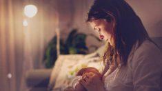 Pautas para retirar la toma nocturna al bebé