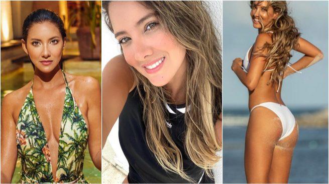 Daniella Álvarez, en fotos de Instagram.