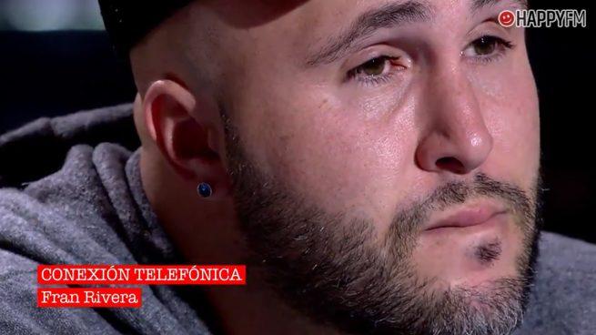 Fran Rivera llama a su hermano Kiko Rivera