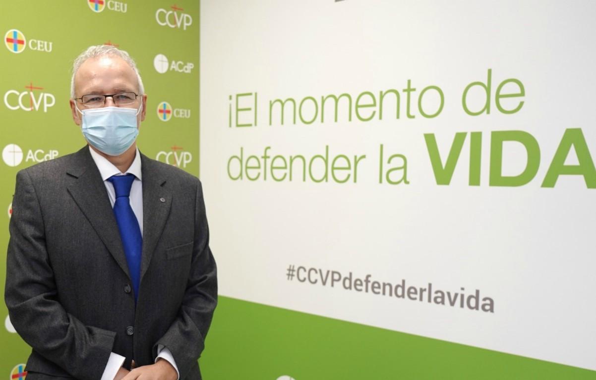 Manuel Martínez-Sellés, presidente del Colegio de Médicos de Madrid. (Foto: Europa Press)