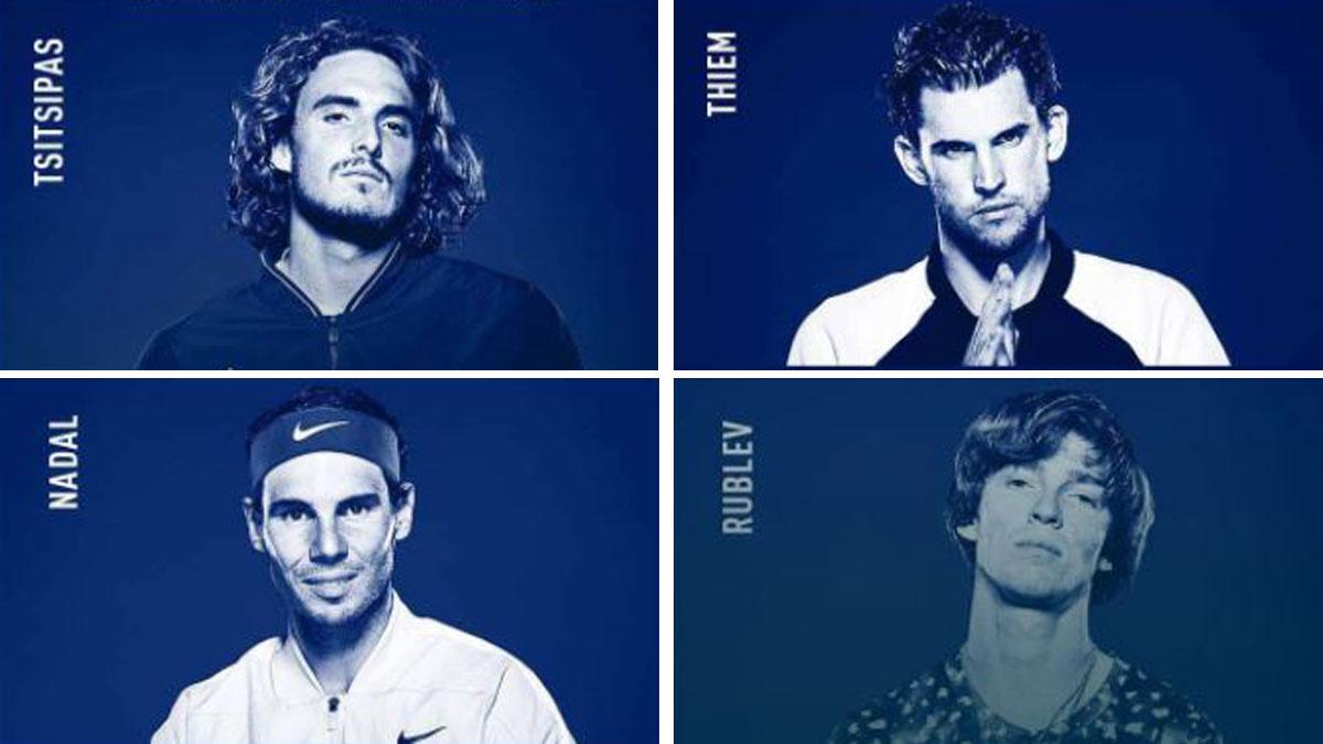 ATP Finals 2020: partidos hoy, domingo 15 de noviembre en la Copa de Maestros de Londres