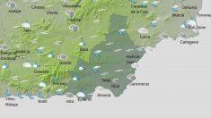 El tiempo en Almería: previsión meteorológica de hoy, 15 de noviembre de 2020