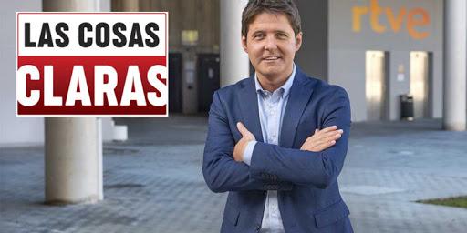 Programación TV: Jesús Cintora presenta 'Las cosas claras'