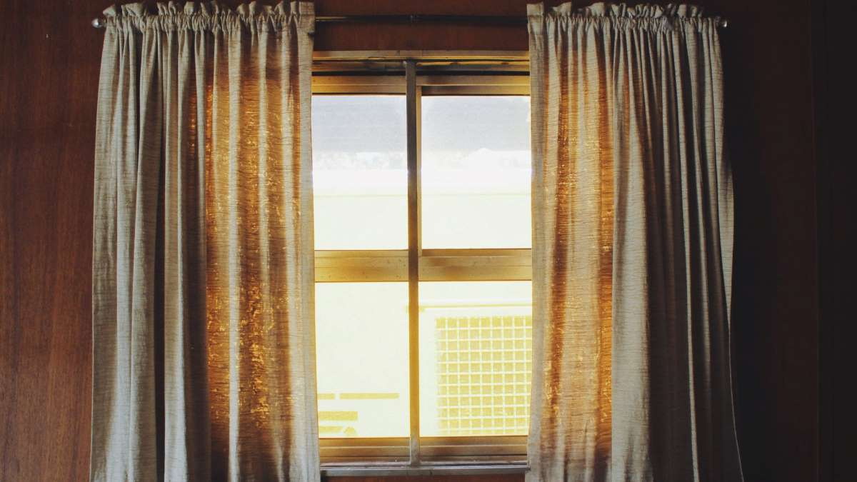 Las cortinas son uno de los textiles más importantes del hogar