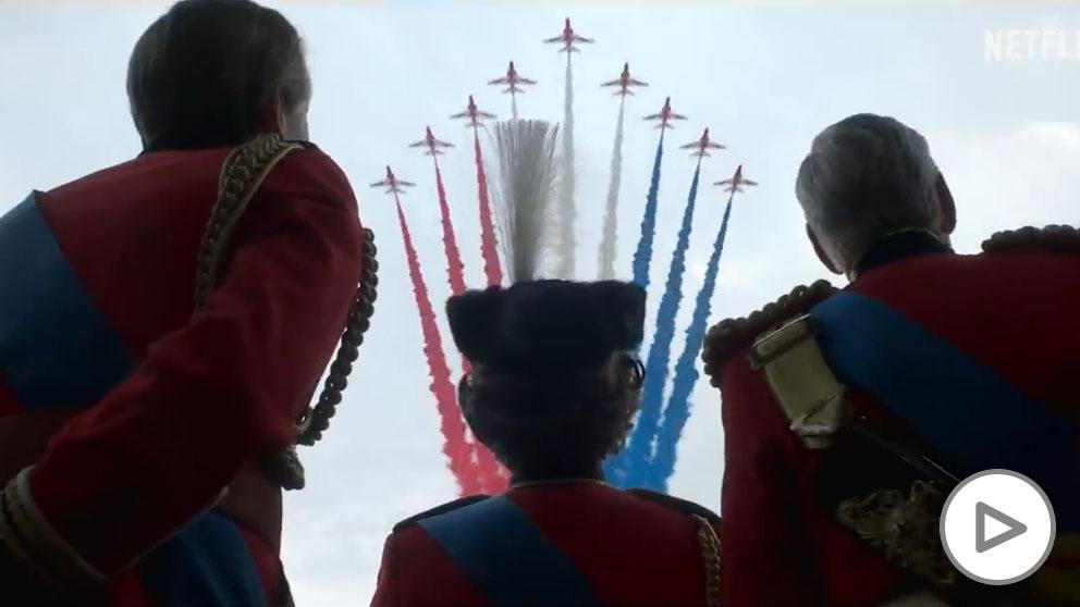 Netflix estrena la cuarta temporada de 'The Crown'