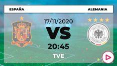 Liga de las Naciones: España – Alemania | Horario del partido de fútbol de selecciones.