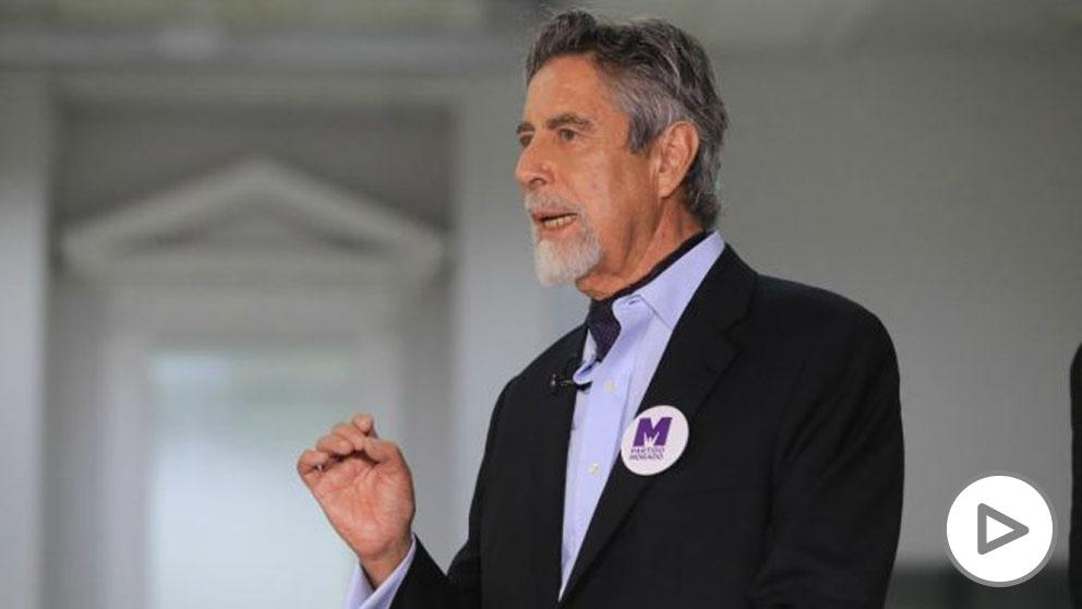 Francisco Sagasti, tercer presidente de Perú en una semana